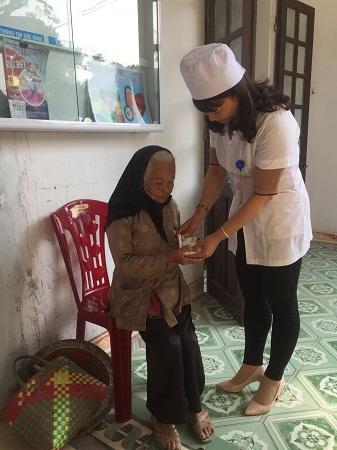 Bệnh viện Da Liễu Thái Bình chung tay lan tỏa thông điệp nhân ái